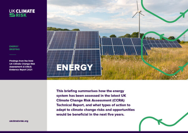 Energy Sector Briefing