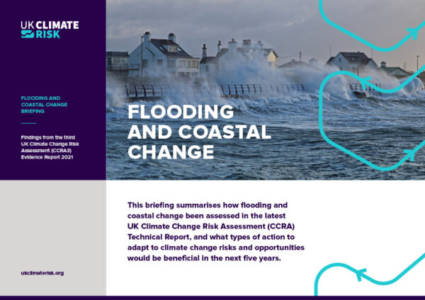 Flooding and Coastal Change Briefing
