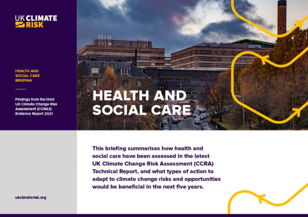 Health Social Care Sector Briefing