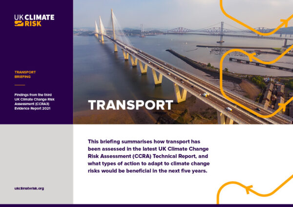 Transport Sector Briefing