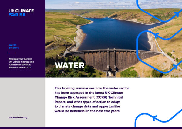 Water Sector Briefing